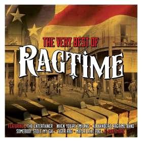 Very Best Of Ragtime, 2 CDs