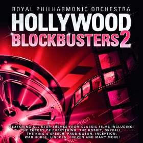 Filmmusik: Hollywood Blockbusters 2, CD