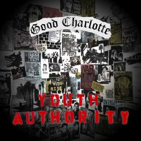 Good Charlotte: Youth Authority, CD