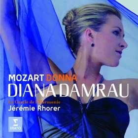 Diana Damrau - Mozart Donna, CD