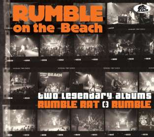 Rumble On The Beach: Two Legendary Albums - Rumble Rat & Rumble, CD