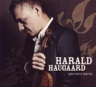 Harald Haugaard: Den Femte Soster, CD