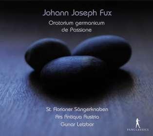 Johann Joseph Fux (1660-1741): Oratorium germanicum de Passione (1731), CD