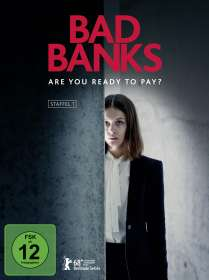 Bad Banks Staffel 1, 2 DVDs