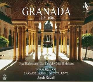 Granada (1013-1526), SACD