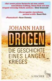 Johann Hari: Drogen, Buch
