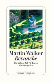Martin Walker: Revanche, Buch