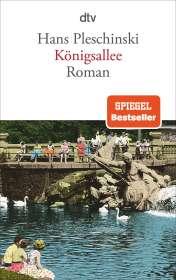 Hans Pleschinski: Königsallee, Buch