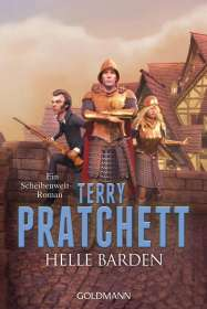 Terry Pratchett: Helle Barden, Buch