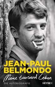 Jean-Paul Belmondo: Meine tausend Leben, Buch