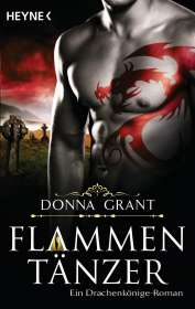 Donna Grant: Flammentänzer, Buch