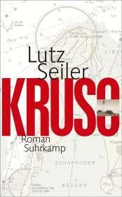 Lutz Seiler: Kruso, Buch
