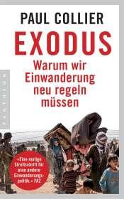 Paul Collier: Exodus, Buch
