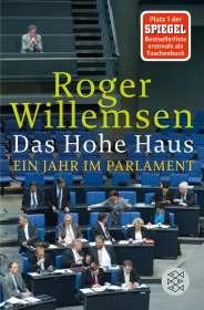 Roger Willemsen: Das Hohe Haus, Buch