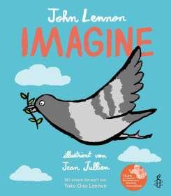 John Lennon: Imagine, Buch