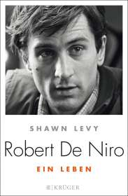 Shawn Levy: Robert de Niro, Buch