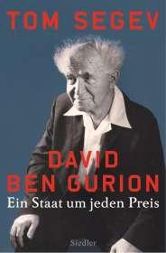 Tom Segev: David Ben Gurion, Buch