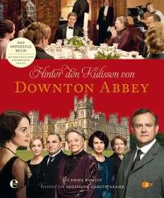 Emma Rowley: Hinter den Kulissen von Downton Abbey, Buch