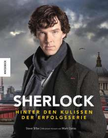 Steve Tribe: Sherlock, Buch