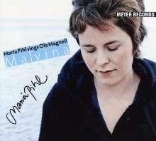 Maria Pihl: Malvina - signiert, CD