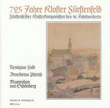 Fürstenfelder Schloßkompositionen d.18.Jh., CD