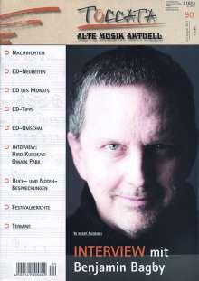 Zeitschriften: TOCCATA - Alte Musik aktuell (90), Zeitschrift