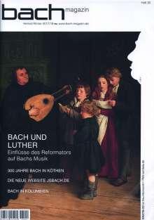 Zeitschriften: Bach-Magazin (Heft 30) - Bach-Archiv Leipzig, Buch