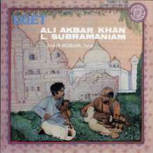 Ali Akbar Khan: Duet, CD