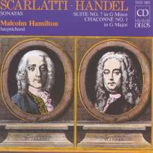 Domenico Scarlatti (1685-1757): Cembalosonaten, CD
