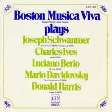 Boston Musica Viva, CD
