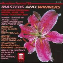 Brazilian Festival '88 - Masters And Winners, CD