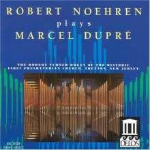 Marcel Dupre (1886-1971): Orgelwerke, CD