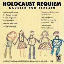 Ronald Senator (1926-2015): Holocaust Requiem, CD