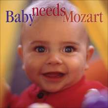 Baby needs Mozart, CD