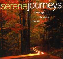 "Delos-Sampler ""Serene Journeys through Classical Music"", 3 CDs"