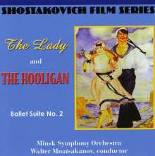 Dimitri Schostakowitsch (1906-1975): The Lady and the Hooligan op.124C (Ballettmusik), CD