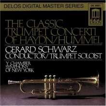 Gerard Schwarz spielt Trompetenkonzerte, CD