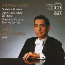 Franz Liszt (1811-1886): Petrarca-Sonette, CD