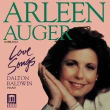 Arleen Auger - Love Songs, CD