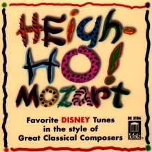 Heigh-Ho! Mozart, CD