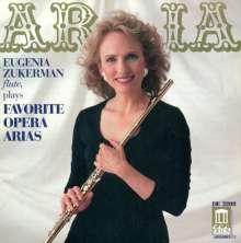 Eugenia Zukerman - Famous Opera Arias, CD