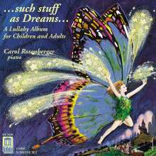Carol Rosenberger - Such stuff as Dreams, 2 CDs