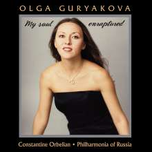 Olga Guryakova - My soul enraptured, CD