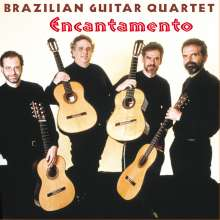Brazilian Guitar Quartet - Encantamento, CD