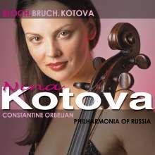 Nina Kotova: Cellokonzert, CD
