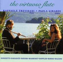 Raffaele Trevisani - The Virtuoso Flute, CD