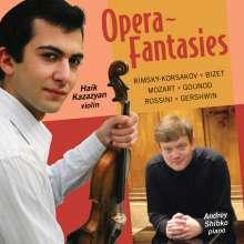 Zimbalist / Sarasate / Waxman: Opera Fantasies, CD