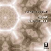 Smaro Gregoriadou - Reinventing Guitar!, CD
