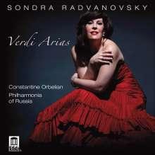 Sondra Radvanovsky sind Verdi-Arien, CD
