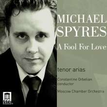 Michael Spyres - A Fool For Love, CD